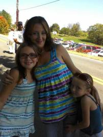 Two years ago at a local fall festival we attend every year in Newbern, Va. 2011